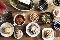 料理が映える、栗原はるみプロデュースの小皿&小鉢