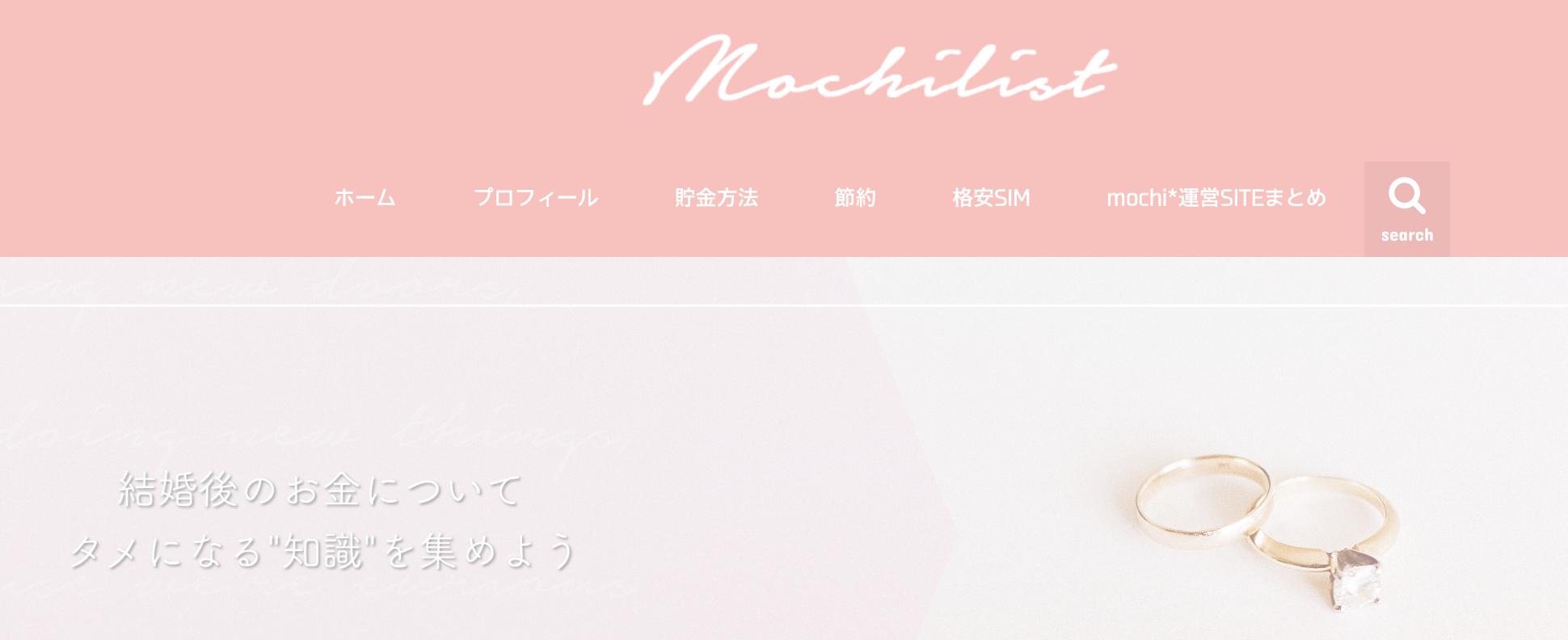mochiというブログ
