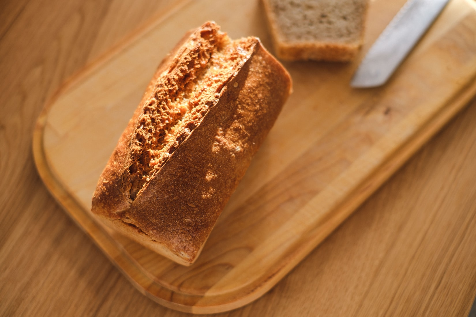 パンのようなお菓子