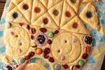 【端からシェア!】割って食べる「でかクッキー」が楽しい♪